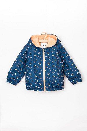 Куртка для девочек 6A3801-0725