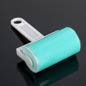 Ролик для чистки одежды в футляре, цвет МИКС