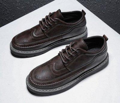 Большая обувная! Скидки на всю обувь! Тысяча моделей! — Мужские ботинки — Низкие