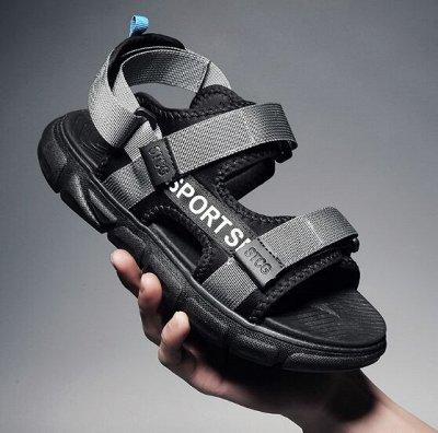 Большая обувная! Скидки на всю обувь! Тысяча моделей! — Мужские сандалии. Коллекция 2. — Сандалии