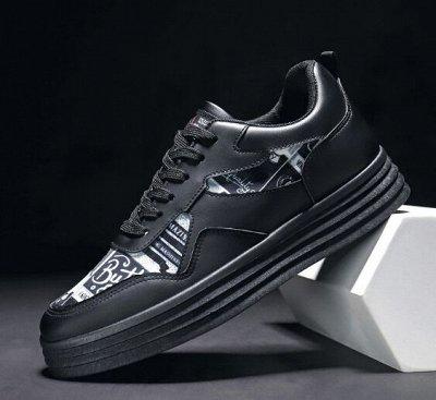 Большая обувная! Скидки на всю обувь! Тысяча моделей! — Мужские Кеды. Коллекция 2. — Низкие кеды
