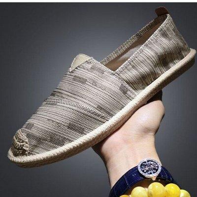 Большая обувная! Тысяча супер-классных моделей!  — Тапочки мужские. — Тапочки