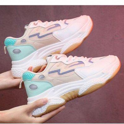 Большая обувная! Тысяча супер-классных моделей!  — Женские кроссовки.1.2. — На шнуровке