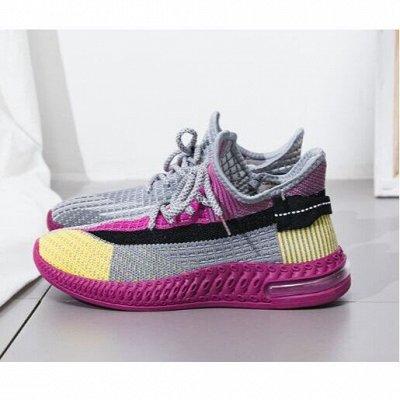 Большая обувная! Тысяча супер-классных моделей!  — Женские кроссовки.2.1. — На шнуровке