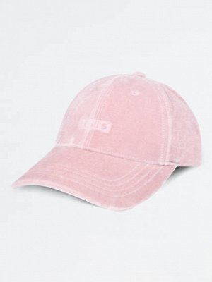 Кепка Levis WOMEN'S VELVET BALL CAP