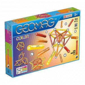 Магнитный конструктор GEOMAG color 64 262