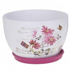 Горшок для цветов Космея (23х15 см). Производитель: Gloria Garden