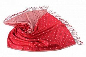 Накидка-палантин Comfort Цвет: Бежевый, Красный (60х180 см). Производитель: Ганг