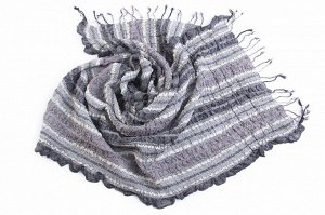 Накидка-палантин Dwight Цвет Серый (45х140 см)