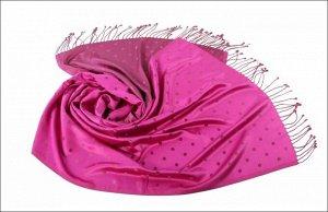 Накидка-палантин Carbrey Цвет: Розово-Сиреневый (65х180 см). Производитель: Ганг