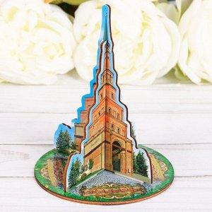 Настольный сувенир «Казань. Башня Сююмбике»