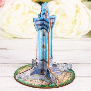 Настольный сувенир «Челябинск. Нулевая верста»
