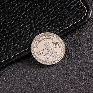 Монета «Крым», d= 2.2 см