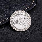 Сувенирная монета «Кемерово», d= 2.2 см