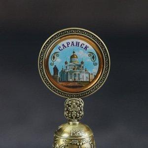 Колокольчик со вставкой «Саранск»