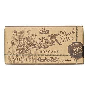 Шоколад Спартак 56% Какао 90 г
