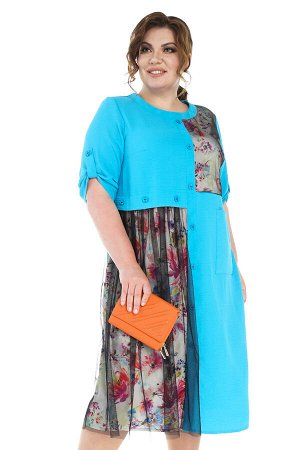 Платье-2056