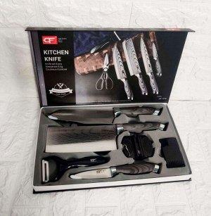 Набор ножей в упаковке