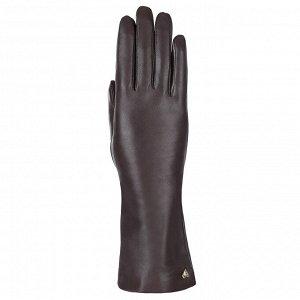 Перчатки, натуральная кожа, Fabretti 12.94-2 brown