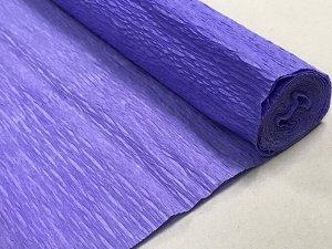 Гофра Китай, 250*50 см № 53 аспидно-синий