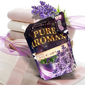 Кондиционер для белья PURE AROMAX 2100мл c ароматом Лаванды