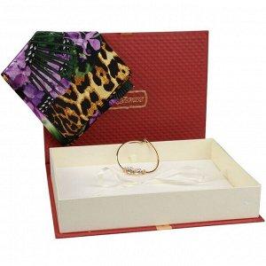 Подарочный набор платок шейный и браслет Venuse 73023 №57