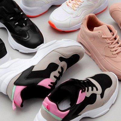 Мега-распродажа известной фирмы ·٠•●Турция●•٠· От 50 руб — Обувь * Для женщин — Кеды