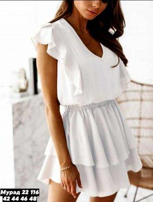 Платье женское. Ткань плотный лайт.