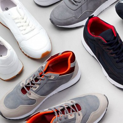 Мега-распродажа известной фирмы ·٠•●Турция●•٠· От 50 руб — Обувь * Для мужчин — Кроссовки