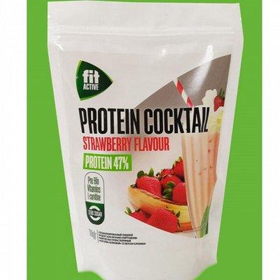 ФитПарад® - Больше удовольствия - меньше калорий! — Коктейль белково-углеводный быстрорастворимый.  — Диетические продукты