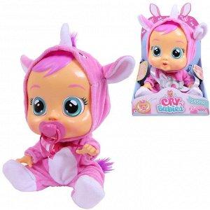 Кукла IMC Toys Cry Babies Плачущий младенец Sasha, 31 см858