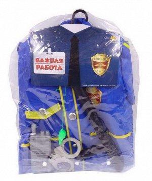 Игровой набор ABtoys Важная работа Форма полицейского 6 предметов в наборе с аксессуарами593