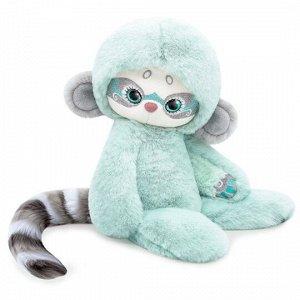 Мягкая игрушка BUDI BASA Lori Colori Джу (мятный) 30 см56