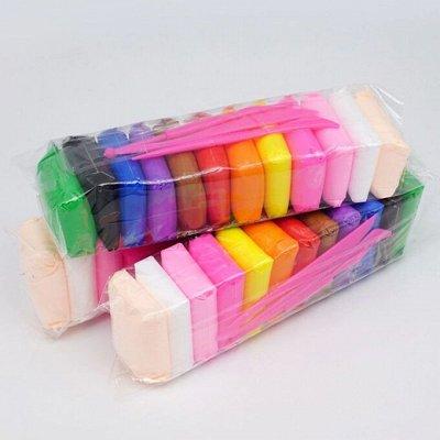 3 D ручка. Набор для творчества. Деткам понравится)_6 — Пластилин — Аксессуары
