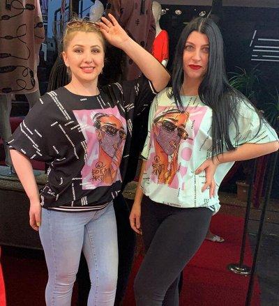 Стильная Женская одежда из Турции. 48-62 размеры
