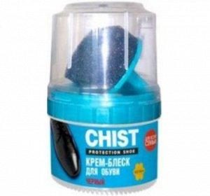 CHIST Крем-краска  60мл.Черный, черный, 28001, 60