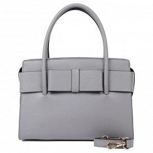Сумка, кожа, LEO VENTONI 23004541-Grey