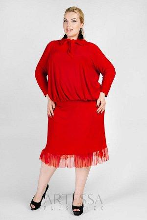 Платье PP19207RED25