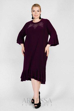 Платье PP23107PUR55