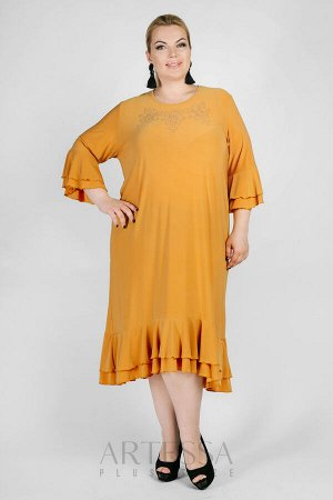 Платье PP23107YLW51
