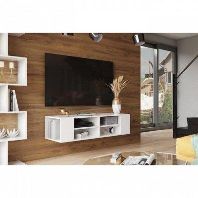 Академия — мебель. Осеннее обновление — Тумбы под ТВ — Шкафы, стеллажи и полки