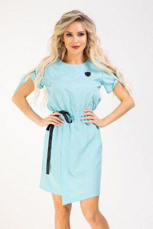 Платье 220/3 бирюза