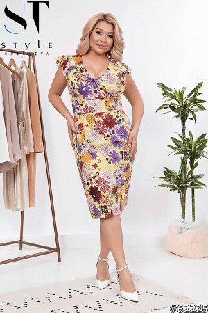 Платье 62225
