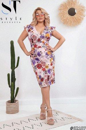 Платье 62107
