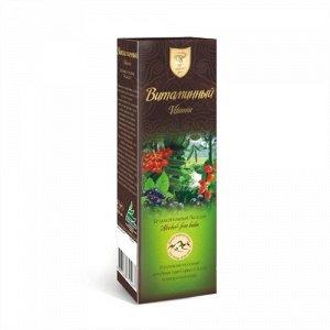 «Витаминный»- Крепкий иммунитет и жизненный тонус, 250 мл, стекл. бут.  (пантогематоген, плоды черноплодной рябины, экстракты ши