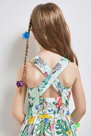 Платье детское для девочек Dvina цветной