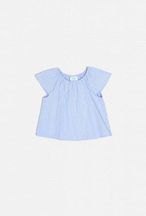 Блузка детская для девочек Kama полоска