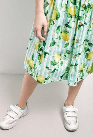 Платье детское для девочек Olona набивка