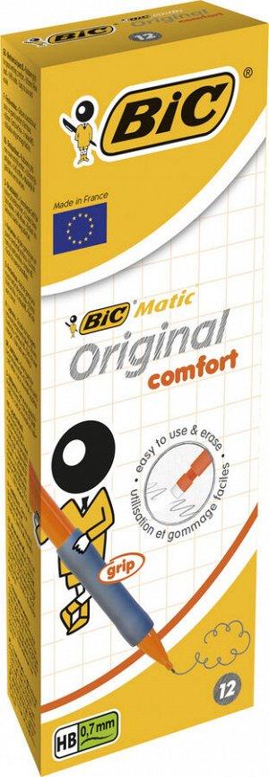 Карандаш механический BIC Matic Original Comfort  толщина 07