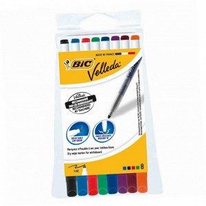 8 маркеров для пластиковых досок Velleda® 1721